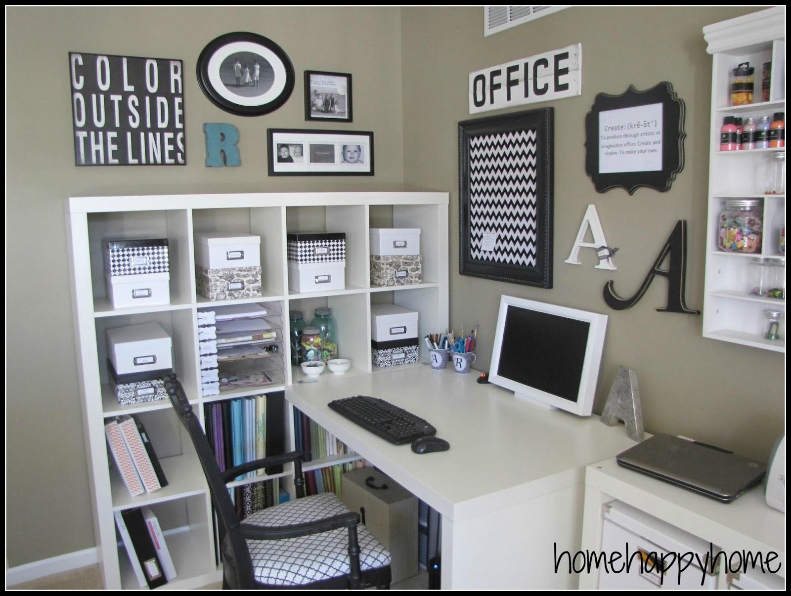 7 consejos para organizar y decorar tu espacio de trabajo for Oficina de empleo online