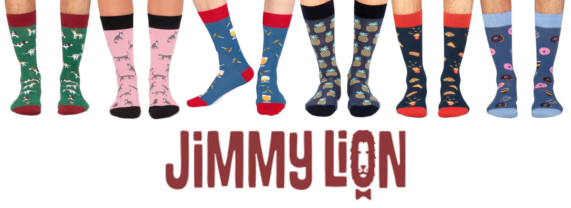 Ya están aquí los nuevos modelos de los calcetines Jimmy Lion ...