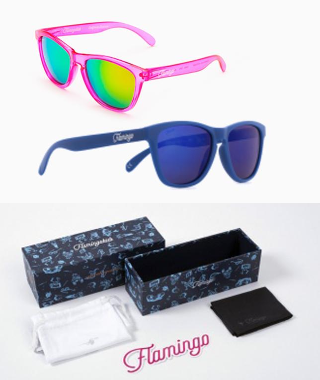 """8a3fe9fe41 Flamingo y Smartyfun te traen lo """"último"""" en gafas de sol para niños ..."""