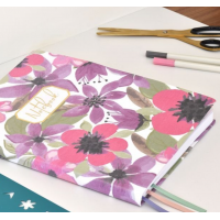 "Cuaderno ""Abril"" Bullet Journal"