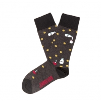 "Calcetines ""Cookies & Milk"" de Jimmy Lion"