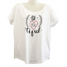 "Camiseta ""Beyoutiful"""
