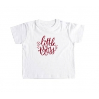 "Camiseta ""Little Boss"""