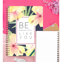 "Cuaderno ""Beautiful"" A5"
