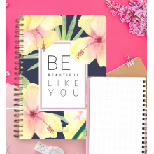 "Cuaderno ""Beauty"" A5"