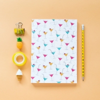 "Cuaderno ""Cocktail"""