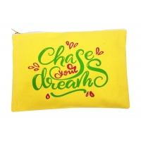"Estuche Neceser ""Chase your dreams"""
