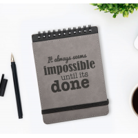 "Libreta ""Impossible"" Polipiel"
