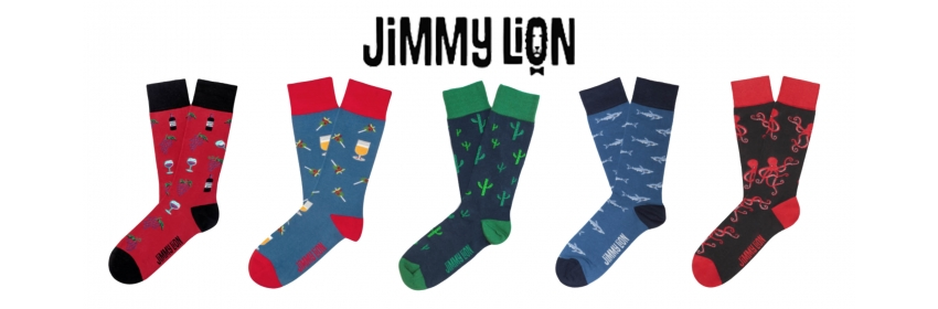 Calcetines Jimmy Lion