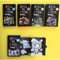 "Minibox ""Pin Ta Pum"""