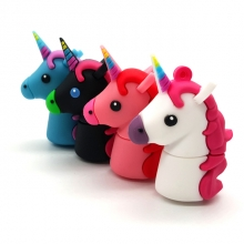 "Pendrive USB ""Unicornios"" de 16 Gb."
